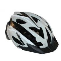 Capacete ciclismo elleven com 3 funções de led Tam M 56-60 com regulagem - Elleven