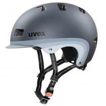 Capacete City 5 Uvex - Prata Fosco - G - Uvex