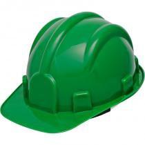 Capacete de segurança com carneira verde prosafety inmetro - Pro safety