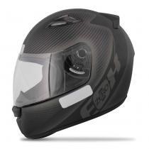 Capacete Fechado EBF E0X Spectro Preto Fosco com Chumbo - Ebf capacetes