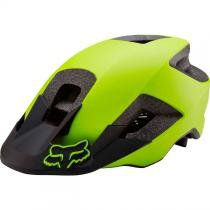 Capacete Fox Ranger 17 Verde Fluor (Fosco) -