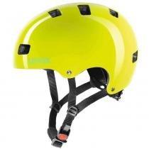 Capacete Helmet 5 Bike Uvex - Lime - M - Uvex