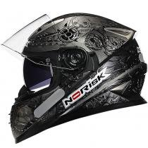 Capacete norisk ff302 android silver - 53/54 - XS - Norisk