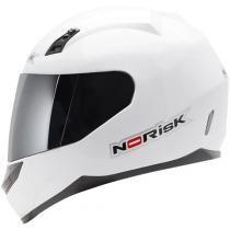 CAPACETE NORISK FF391 MONO GLOSS WHITE - 59/60 - L - NORISK
