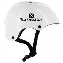 Capacete Skate Patins Atrio Bob Burnquist Tamanho M Branco ES084 - Atrio