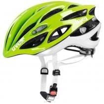 Capacete Uvex Race 1 - Verde / Branco - M - L - Uvex