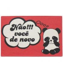 Capacho Urso Ursinho Panda - Gorila Clube