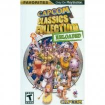 Capcom classics collection reloaded favorites - psp - Sony