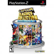 Capcom classics collection volume 2 - ps2 - Sony