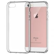 Capinha Case Crystal Clear Apple iPhone 5 / 5S / 5SE - iWill - iPhone 5 / 5s / 5SE - Iwill brasil