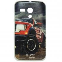 Capinha Rígida Raptor Ford para Smartphone Moto G - Enjoy Mobile - Enjoy Mobile