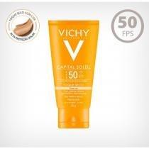 Capital Soleil Toque Seco Cor Fps50 Vichy 50g Protetor Solar - LOréal