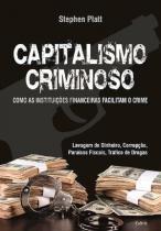 Capitalismo Criminoso - Cultrix - 1