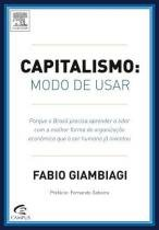 Capitalismo - Modo de Usar - Elsevier editora