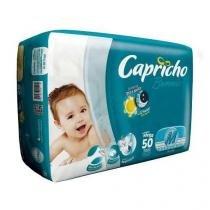 Capricho Bummis Mega Fralda Infantil M C/50 -