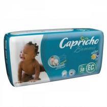 Capricho Bummis Mega Fralda Infantil Xg C/38 -
