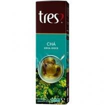 Cápsula de Chá 3 Corações Erva Doce TRES - 10 Unidades