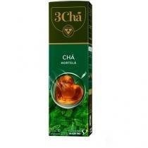 Cápsula de Chá 3 Corações Hortelã TRES - 10 Unidades