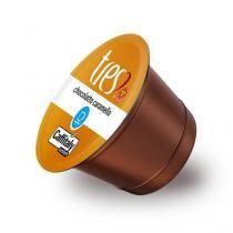 Capsula De Chocolatto Caramello - 10 Unidades - 20039008 - Três Corações