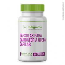 Cápsulas para Combater a Queda Capilar - Miligrama