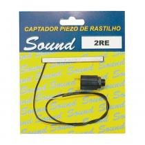 Captador Rastilho para Violão 2RE - Sound - Sound