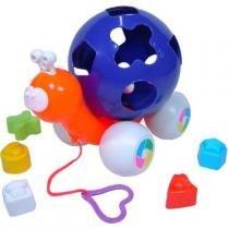 Caracol Didático - Merco Toys - Mercotoys