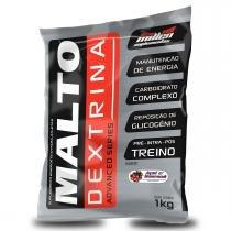 Carboidrato Maltodextrina Advanced Séries - New Millen - 1Kg Refil - Guaraná -