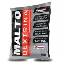 Carboidrato Maltodextrina Advanced Séries - New Millen - 1Kg Refil - Morango -
