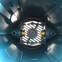 Carcaça Da Caixa Do Motor para Serra 5007mg - Original Makita -