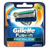 Carga Gillette Fusion Proglide C/2 - GILLETTE
