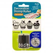 Carimbo Decorativo / Deco Roller - Cupcakes - Plus japan