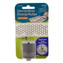 Carimbo Decorativo / Deco Roller - Honeycomb - Plus japan