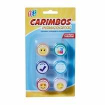 Carimbos Pedagógicos Autoentintados kit c/06 - Cis