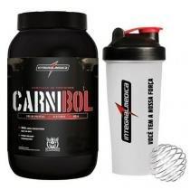 2813422ad Carnibol - Chocolate 907g + Coqueteleira - Integralmédica - Integralmedica