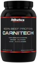 Carnitech 100 Beef Protein (900g) - Atlhetica Nutrition - Chocolate - Atlhetica Nutrition