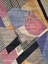 Carpets of the Art Deco Era - Thames  hudson