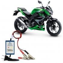 Carregador de Bateria Automático 12V 2A 24W CB-02AL Bivolt para Moto não Precisa Desligar - Sc tecnologia