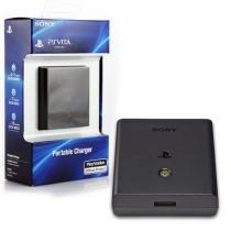 Carregador Portátil PS Vita Sony -
