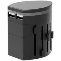 Carregador Portátil Universal 2 Portas USB - Geonav CHADUB