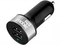 Carregador Veicular Smartphone Tablet - MP3 Player Games Apple Easy Mobile Turbo 4.8A