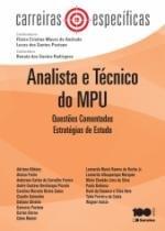 Carreiras Especificas - Analista E Tecnico Do Mpu - Saraiva - 1