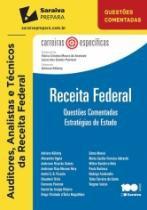 Carreiras Especificas - Estrategias De Estudo - Receita Federal - Saraiva - 953059
