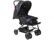 Carrinho Berço de Bebê Stillo Unissex Reclinável - 3 Posições para Crianças até 15kg