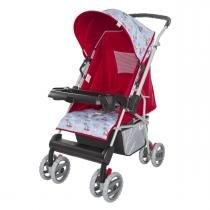 Carrinho Berço para Bebê até 18kg Magni Tutti Baby - Tutti Baby