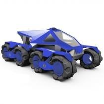 Carrinho Big Rover II com Suspensão Articulada 148A - GGBplast - GGBplast