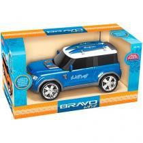 Carrinho Bravo Wave  - Usual Brinquedos