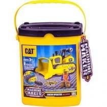 Carrinho caterpillar machine junior operator bulldozer dtc 3858 -