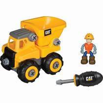 Carrinho caterpillar machine junior operator dump truck dtc 3858 - Dtc