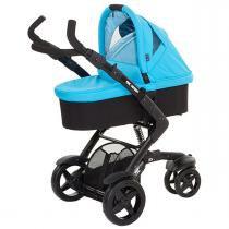 Carrinho de Bebê ABC Design 3 Tec com Moisés - Rio - ABC Design