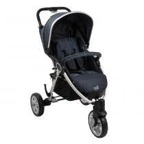 Carrinho de Bebê Alumínio W3 Netuno 3 Posições Burigotto -